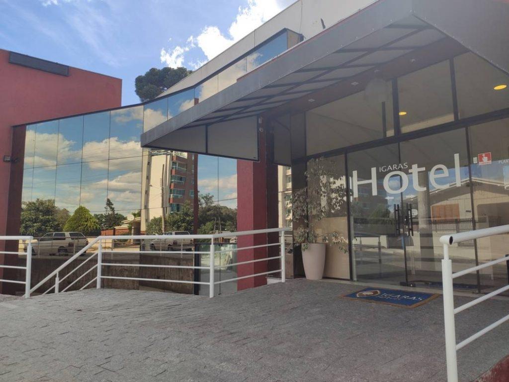 5 motivos para escolher o Igaras Hotel em Otacilio Costa SC